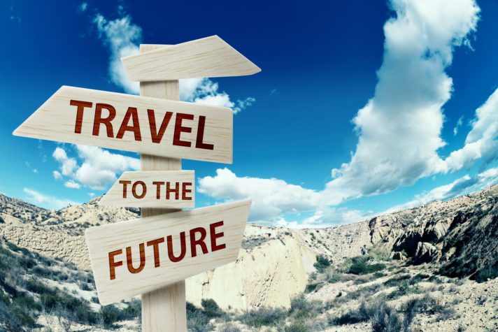 TRAVEL TO THE FUTURE